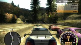 The history of Need for Speed part 9: Need for Speed: Most Wanted (2005)