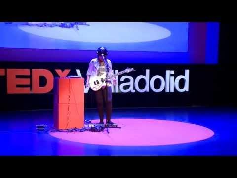 Ser alegre es la mayor revolución: Hanna at TEDxValladolid