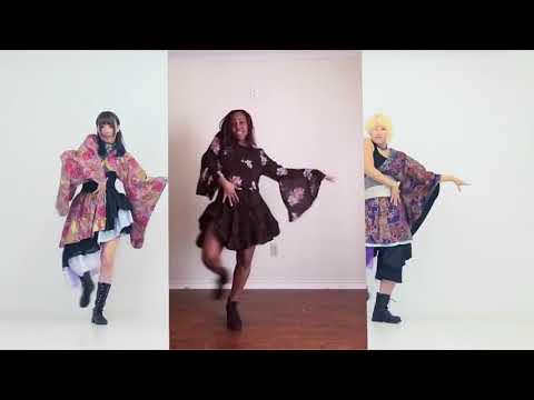 極楽浄土 [Gokuraku Jodo] - GARNiDELiA - Short Dance Cover