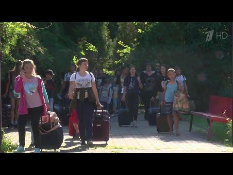 В Краснодарском крае закрыли детский лагерь на берегу моря после многочисленных нарушений.