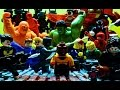 Lego Avengers and Fantastic 4 - Brink of Death