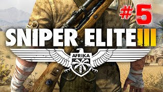 Sniper Elite 3 Walkthrough Mission 5 Siwa Oasis