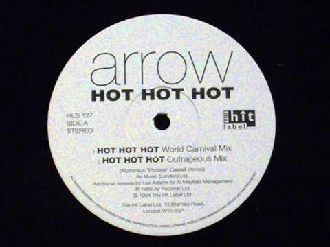 Arrow - Hot hot hot (world carnival mix)