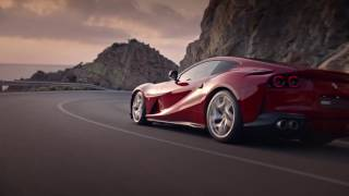 Ferrari 812 Superfast video debut Full HD1920x1080