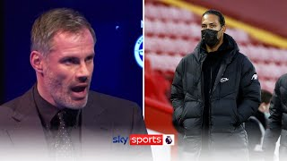 'Van Dijk absence is no excuse for defeats' 👀 | Carragher on what needs to change at Liverpool