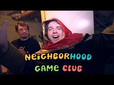 Neighborhood Game Club #16 - Kevin Bushong (Mega64)
