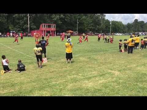 Little Rock Westside Steelers vs Jacksonville Mighty Vikings 2017 Highlights 9&10