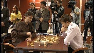 Karjakin vs Grischuk - Final Tiebreak Armageddon game ending