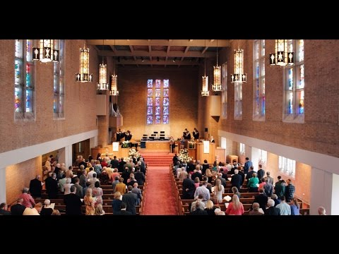 Second Presbyterian Church Service September 25, 2016