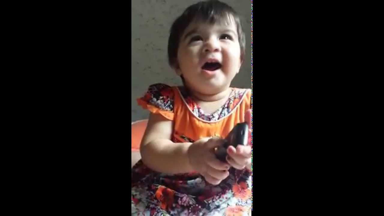 little cute baby reciting kalma - youtube