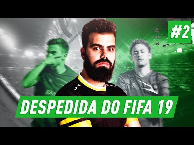 ADEUS FIFA 19 2# O 11 MAIS MARCANTE DO FIFA 19 AQUI NO CANAL!