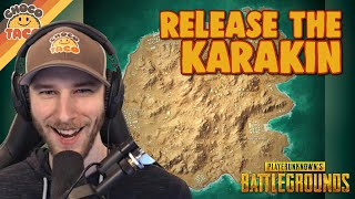 chocoTaco Explores New PUBG Map Karakin - PUBG Gameplay