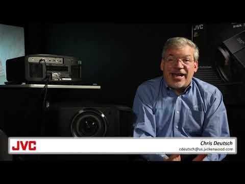 JVC D-ILA 4K Projectors: Ultra Wide Screen Solutions.