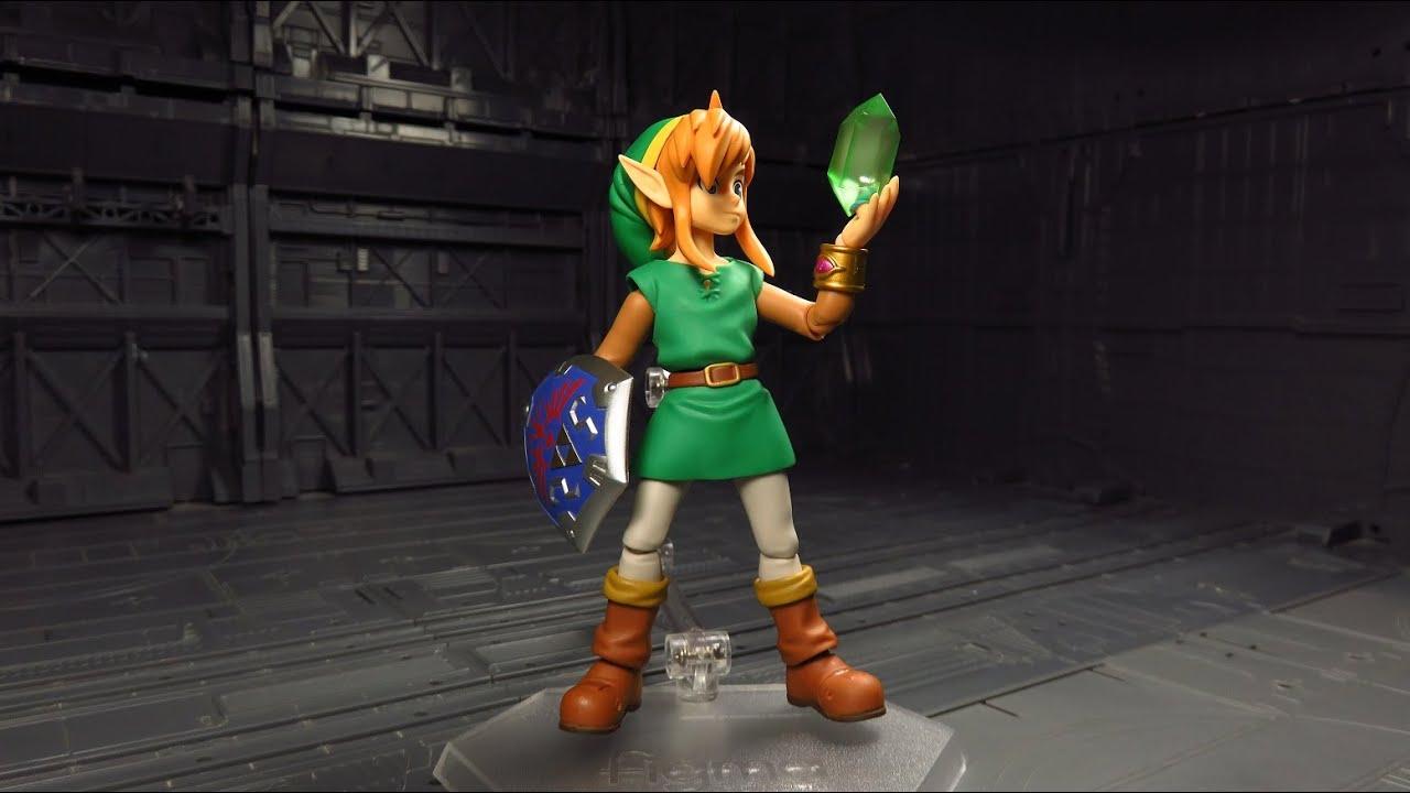 in stock Max Factory figma 284 The Legend of Zelda A Link Between Worlds DX