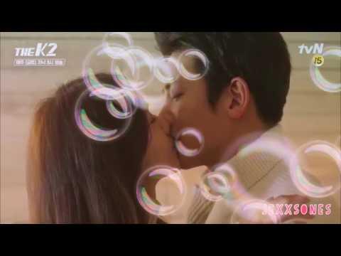 All kissing K-drama The K2
