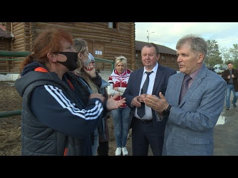 В Волгограде «Сосновый бор» ради спасения конюшен отдает все муниципалитету