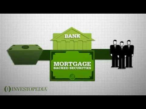 Chứng khoán đảm bảo bằng thế chấp - Mortgage - Backed Securities (MBS)  - Việt Sub