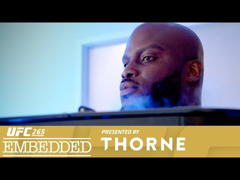 UFC 265 Embedded: Vlog Series - Episode 3