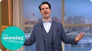 Jimmy Carry Auditions for a Job Presenting This Morning | This Morning