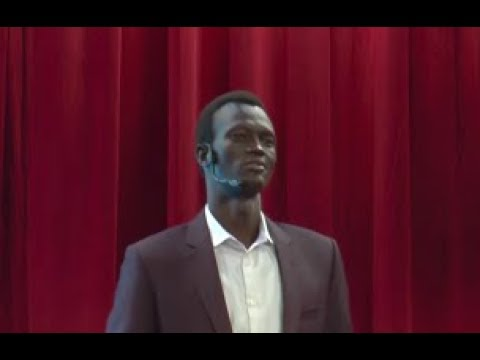 It's time to replace Latin Script in native languages to better develop them | Aleu Majok | TEDxUTP