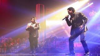 """Yo Soy: Marc Anthony se despide tras cantar """"A quién quiero mentirle"""""""