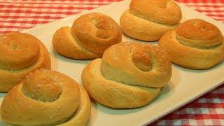 Pan de aceite italiano Receta fácil
