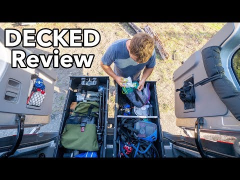 DECKED System Review - Sprinter Van and Cargo Vans