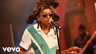 Little Simz - I Love You, I Hate You in the Live Lounge