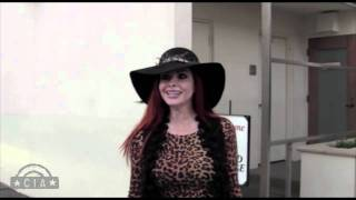 Phoebe Price talks of Mickey Rourke's large unit.. Watch & find out