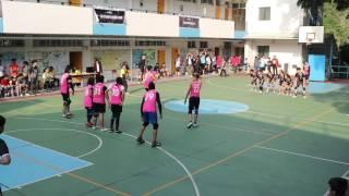 青協盃  赤誠體育U16B隊 VS 地利亞修女紀念學校 吉利