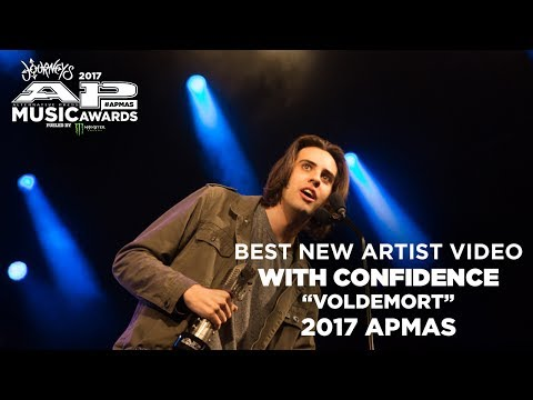 """APMAs 2017 Best New Artist Music Video: WITH CONFIDENCE """"VOLDEMORT"""""""