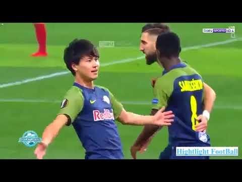 Lazio vs Salzburg 4 2 All Goals & Highligts 05 04 2018 HD