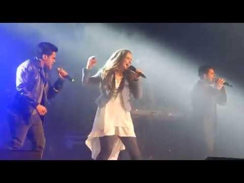 Eterno Live Tour | Yahweh - Christine D´Clario Feat. Barak - Danilo Montero | Bogotá