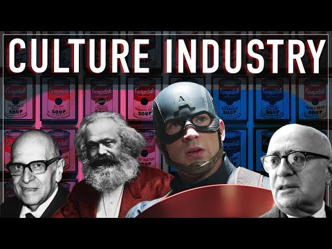 The Culture Industry - Adorno, Horkheimer, Neomarxism and Ideology