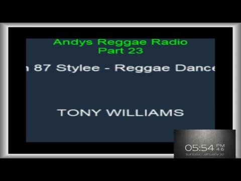 Andys Reggae Radio-Part 23