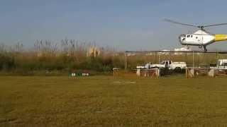 Sikorsky S51 de la RAAF (2º Vuelo), Darth Sikorsky H-5 Dragonfly Fuselage