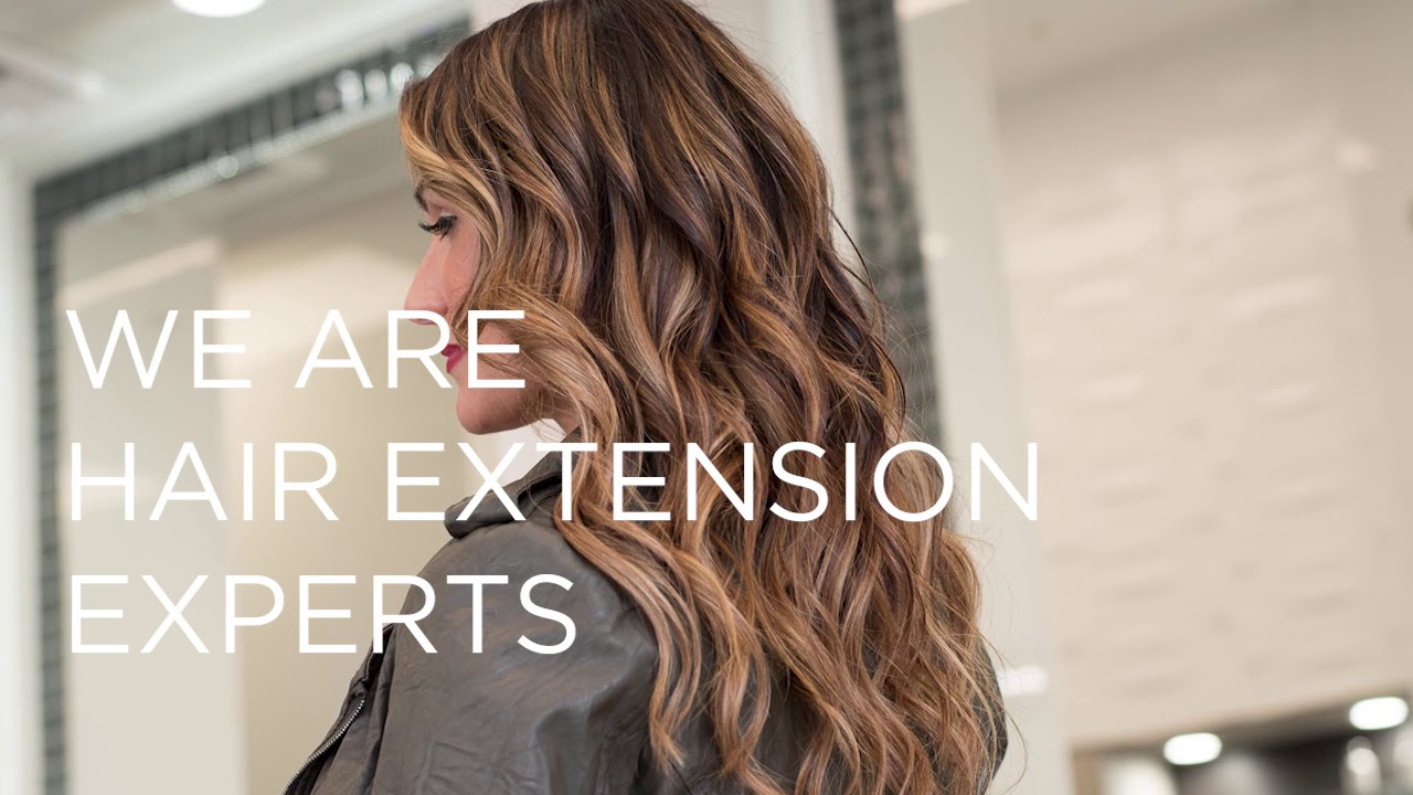Glamour Locks Hair Extensions Before And After Video Youtube