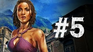 Dead Island Riptide Gameplay Walkthrough Part 5 - Meeting Locals - Chapter 3