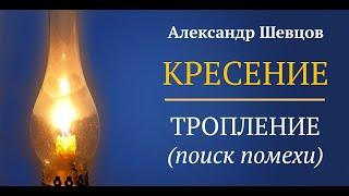 КРЕСЕНИЕ. Пример тропления (поиск причины). Александр Шевцов