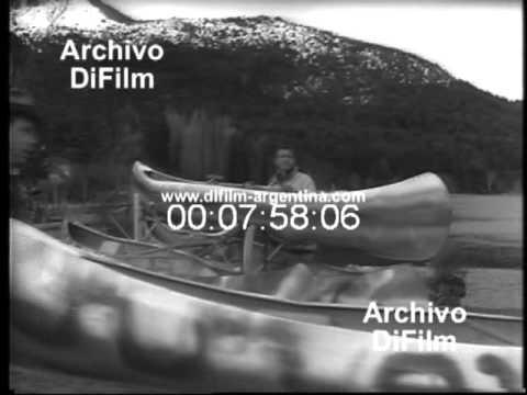 DiFilm - Carlos Parrilla en Carihue, San Carlos de Bariloche (1992)