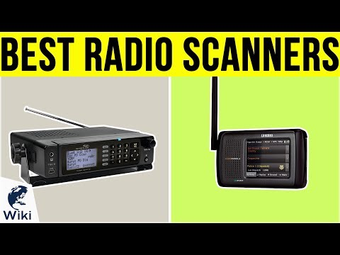 10 Best Radio Scanners 2019