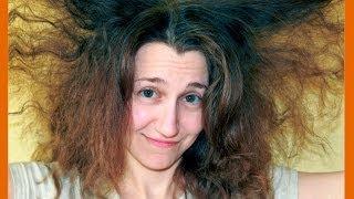 Смотреть видео  если волосы не гладкие а пористые волосы