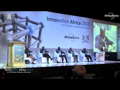 Innovation Africa 2013 - Panel Discussion - Preparing for the Knowledge Economy: Chaired by Oracle
