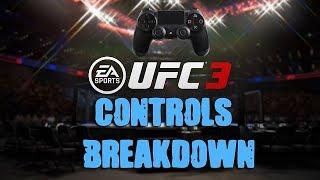 EA Sports UFC 3 Full Striking Controls Revealed!!