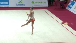 Александра Солдатова - Булавы АА 17.300