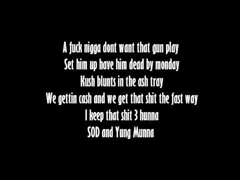 Chief Keef Ft. Soulja Boy - 3Hunna Remix ( With Lyrics )