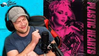 Miley Cyrus - Plastic Hearts FULL ALBUM REACTION! | WHAT A VOICE!!