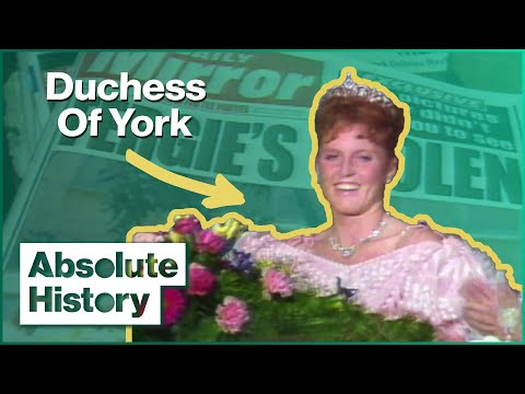 Fergie: The Downfall Of A Modern Duchess | Absolute History