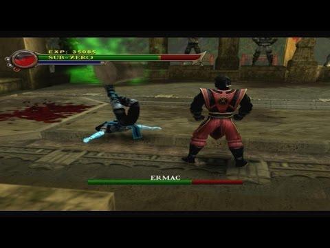 Mortal Kombat : Shaolin Monks (PS2) - Walkthrough [Pt. 9/10]