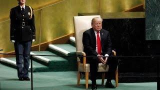 Trump's speech at UN was music to my ears: Nigel Farage